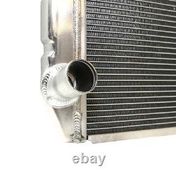 Ford Mopar Style 19x31 Aluminum Universal Radiator Heavy Duty Extreme Cooling