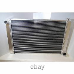 GM CHEVY 31X19 Universal Aluminum Racing Radiator Heavy Duty Extreme Cooling