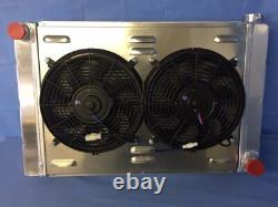 GM Chevy 29 X 19 Universal Aluminum Racing Radiator Heavy Duty Extreme Cooling