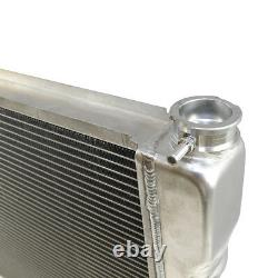 GM Chevy Style 19x26 Aluminum Universal Radiator Heavy Duty Extreme Cooling
