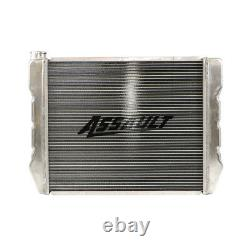 GM Chevy Style 19x29 Aluminum Universal Radiator Heavy Duty Extreme Cooling