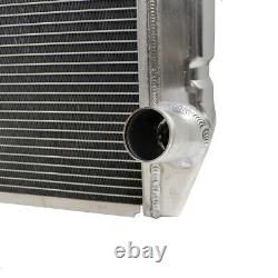 GM Chevy Style 19x31 Aluminum Universal Radiator Heavy Duty Extreme Cooling
