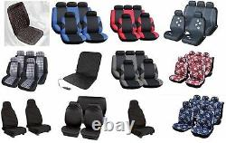 Genuine Quality Universal Fit Car Seat Covers Fits Most FOR CITROEN Models