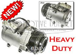 Heavy Duty A/C Compressor withClutch for Various Ford Lincoln & Mercury Vehicles