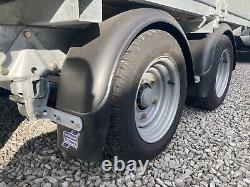 Ifor Williams LM105 General Heavy Duty Drop Side Twin Axle Trailer Immaculate