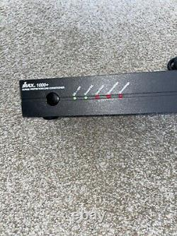 Panamax MAX 1000+ Line Conditioner Surge Protector AC Trigger Outlet Strip