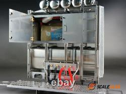 SCALE Heavy Duty Equipment Tower type2 For 1/14 Tamiya Scania MAN Benz