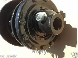 Slip Clutch PTO shaft for 5' 7' Heavy Duty 3-Point Rotary Cutters Series 6