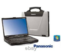 Universal Heavy Duty Diagnostic CF-52 Laptop Kit With ALL Software Package